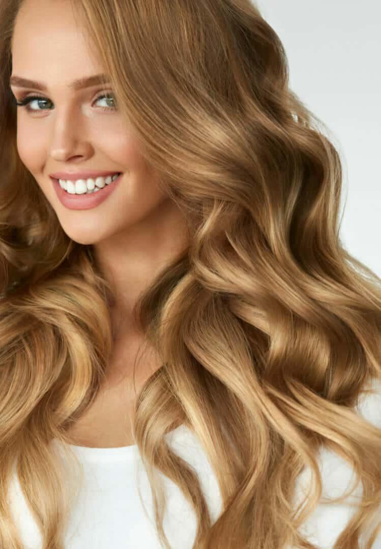 beautiful hair 1